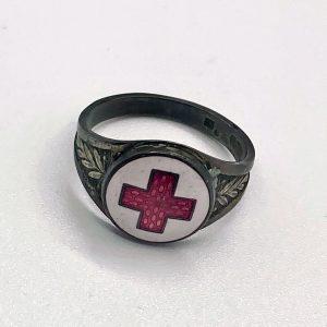 Shows medic ring